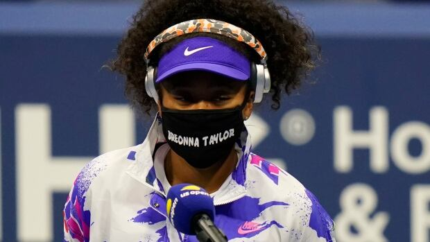 Osaka's U.S. Open goal is to sport 7 masks honouring 7 victims of racial violence